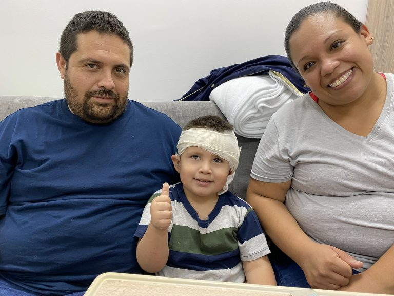 Luis Santiago, Donativo Concluido!